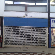 Empty Shops in Coventry – October 2012